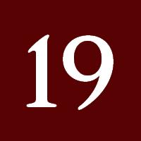 ADvent Calendar Day 19