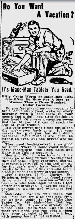 Make-Make Tablets