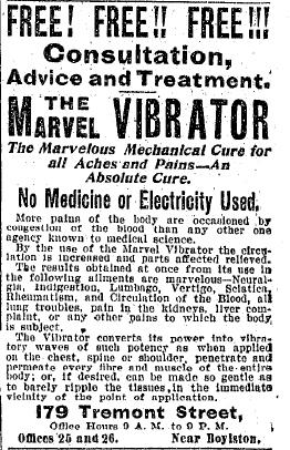 Marvel Vibrator