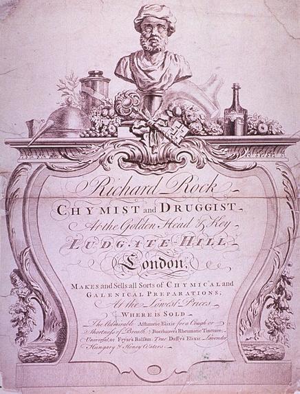 Richard Rock, Chemist and Druggist