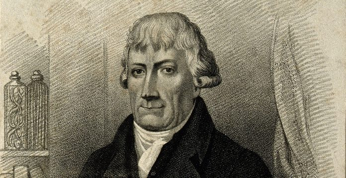 John Gardner, Image Courtesy of Wellcome Library, London