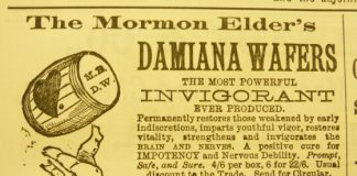 The Mormon Elder's Damiana Wafers