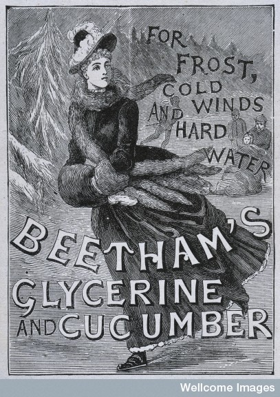 Beetham's Glycerine and Cucumber