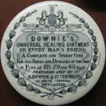Downie's Universal Healing Ointment for all sores and diseases of the skin