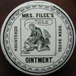 Mrs Filce's Ointment