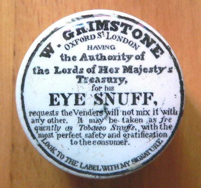 Grimstone's Eye Snuff