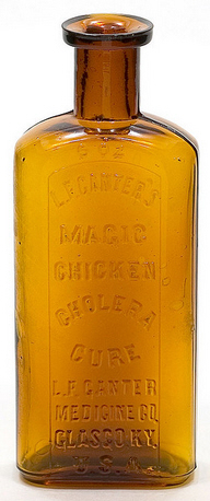 Magic Chicken Cholera Cure
