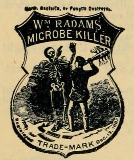 Logo of Radam's Microbe Killer