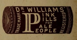 Dr Williams' Pink Pills for Pale People