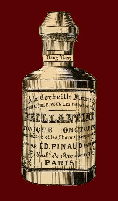 Edouard Pinaud's Brillantine, 1893