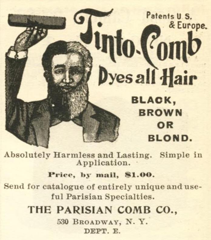 Tinto-comb 1899