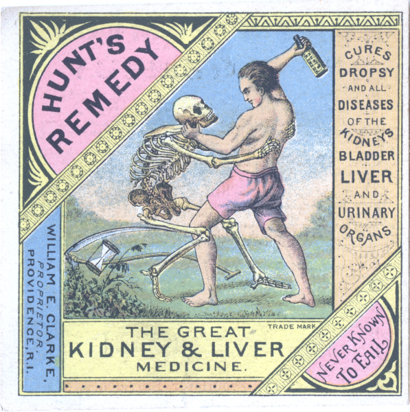 Hunt's Remedy