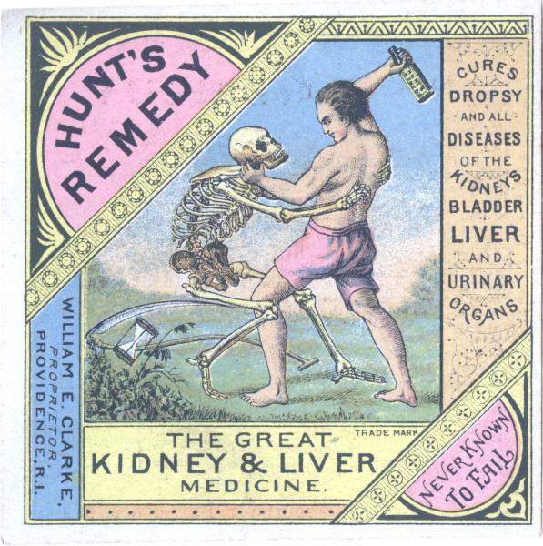 Hunt's Remedy