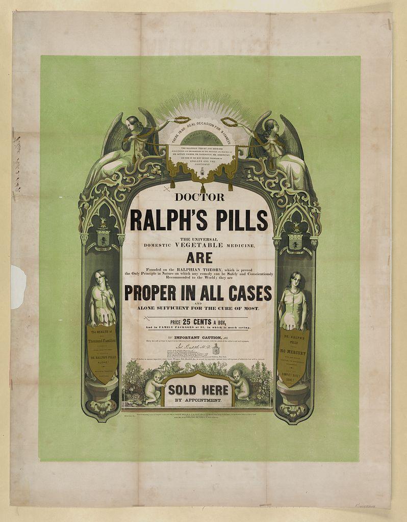 Dr Ralph's Pills