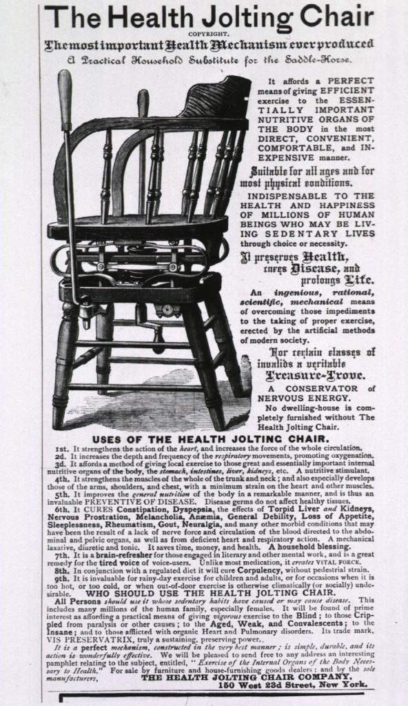Health Jolting Chair