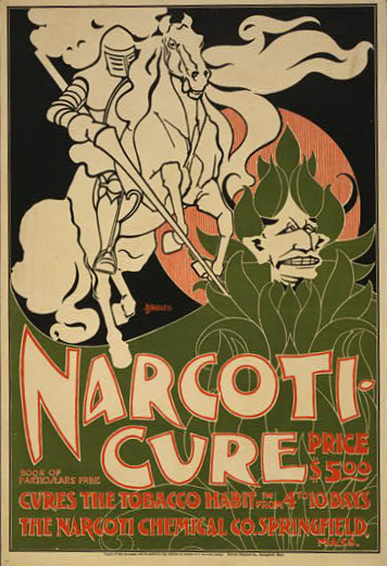 Narcoti-cure, 1895