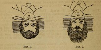 Decapitation - from 'How to Entertain a Social Party' 1875