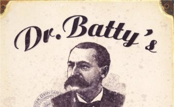 Dr Batty's Asthma Cigarettes