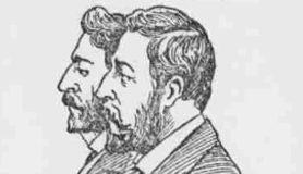 Richard and Edward Chrimes