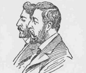 Richard and Edward Chrimes